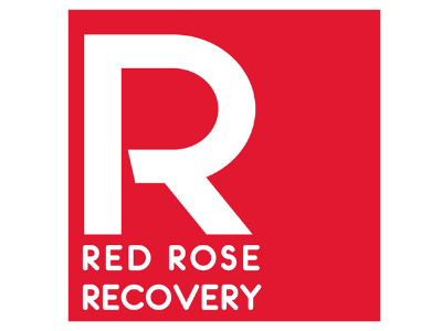 Red Rose Recovery logo