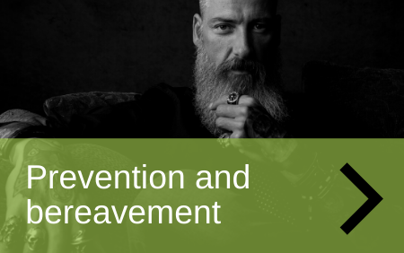 Link to prevention and bereavement resources